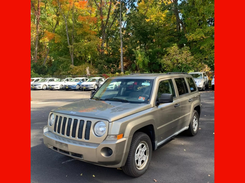 Jeep Patriot 2007 price $5,995 Cash