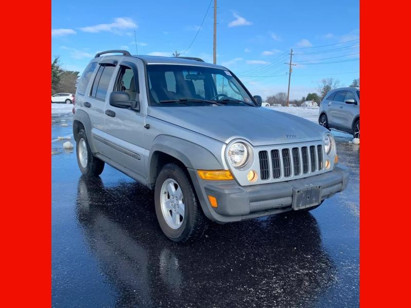 Jeep Liberty 2007 price $5,350 Cash