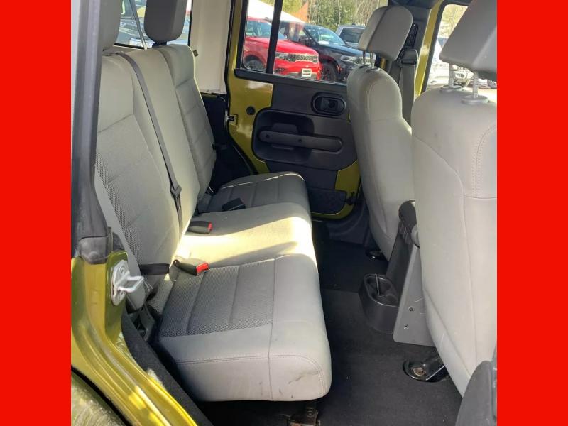 Jeep Wrangler 2008 price $13,950 Cash