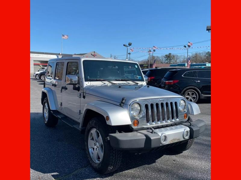 Jeep Wrangler Unlimited 2011 price $13,900