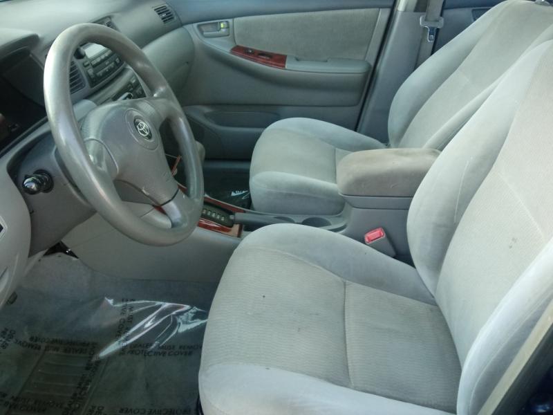 Toyota Corolla 2008 price $4,995 Cash