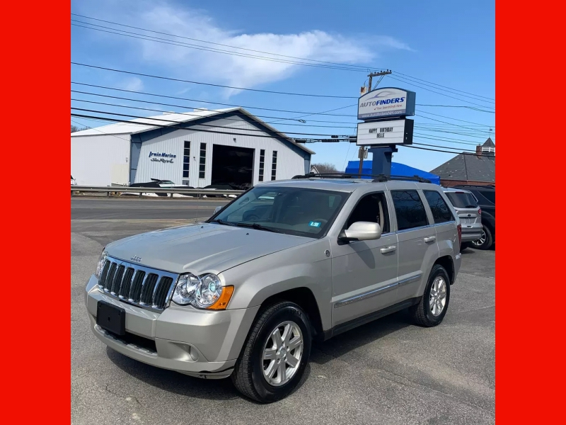 Jeep Grand Cherokee 2009 price $7,995 Cash