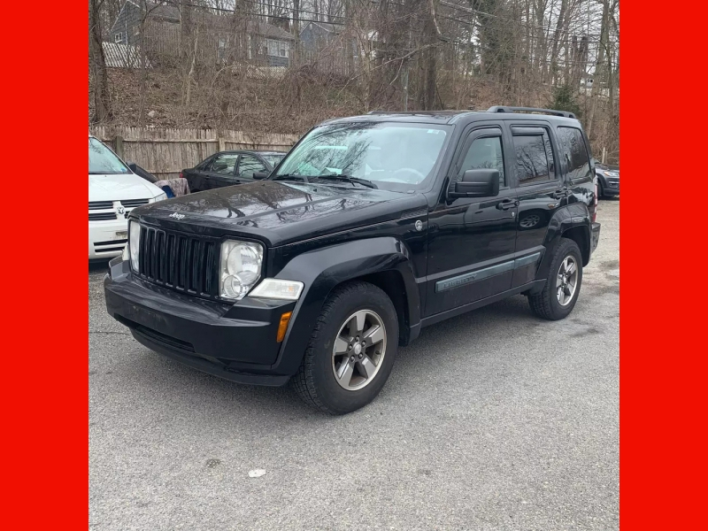Jeep Liberty 2008 price $7,995 Cash