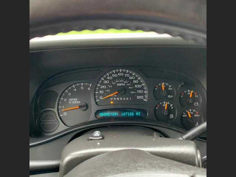 Chevrolet Silverado 1500 Classic 2007 price $9,995 Cash