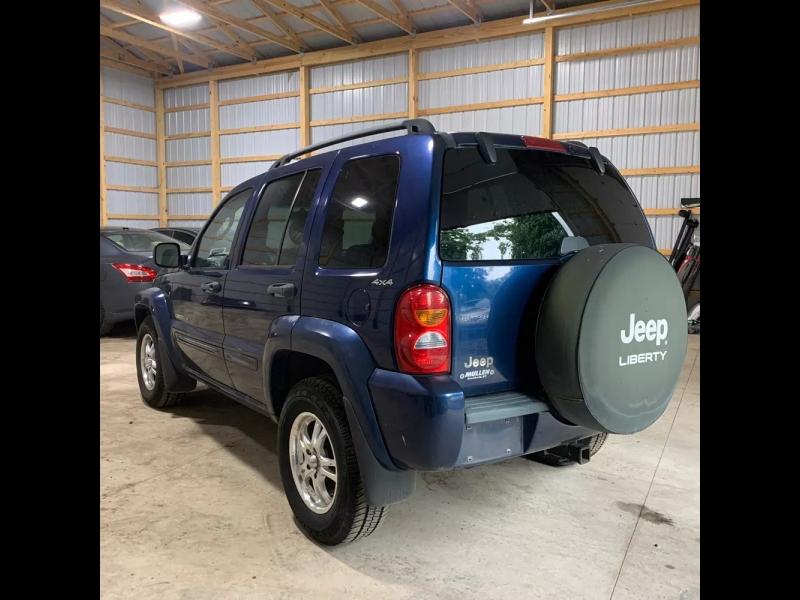 Jeep Liberty 2002 price $4,495 Cash