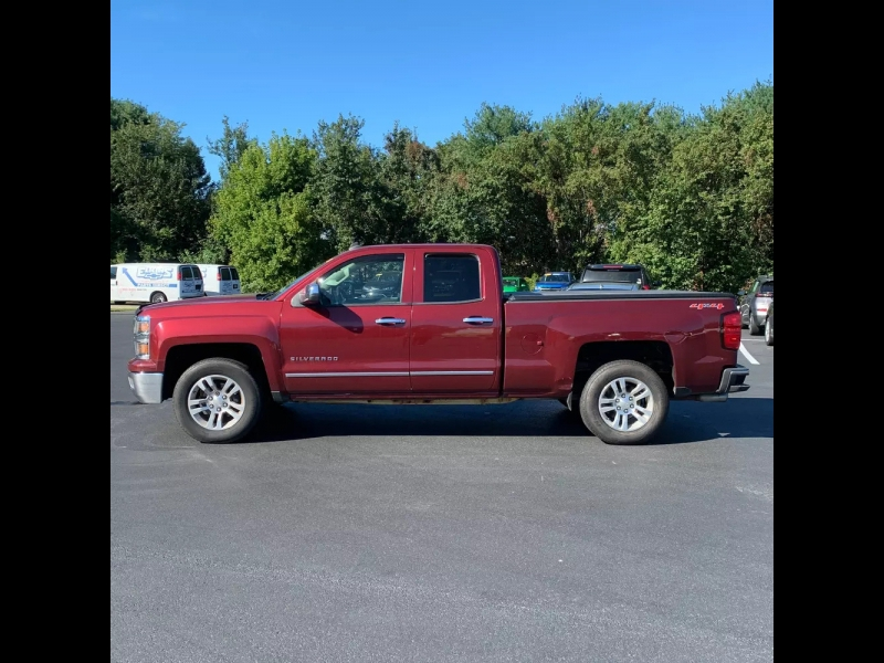Chevrolet Silverado 1500 2014 price $17,995 Cash