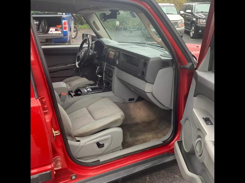 Jeep Commander 2006 price $5,995 Cash