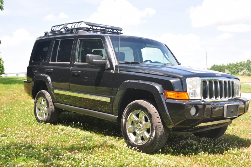 Jeep Commander 2008 price $11,495 Cash