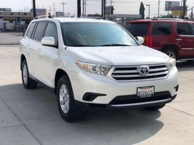 Used Toyota Highlander Los Angeles Ca