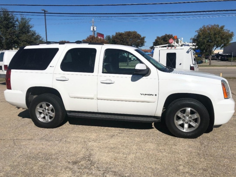GMC Yukon 2007 price $8,995