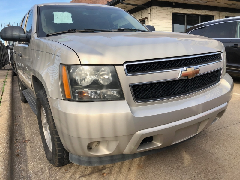 Chevrolet Tahoe 2007 price $10,995