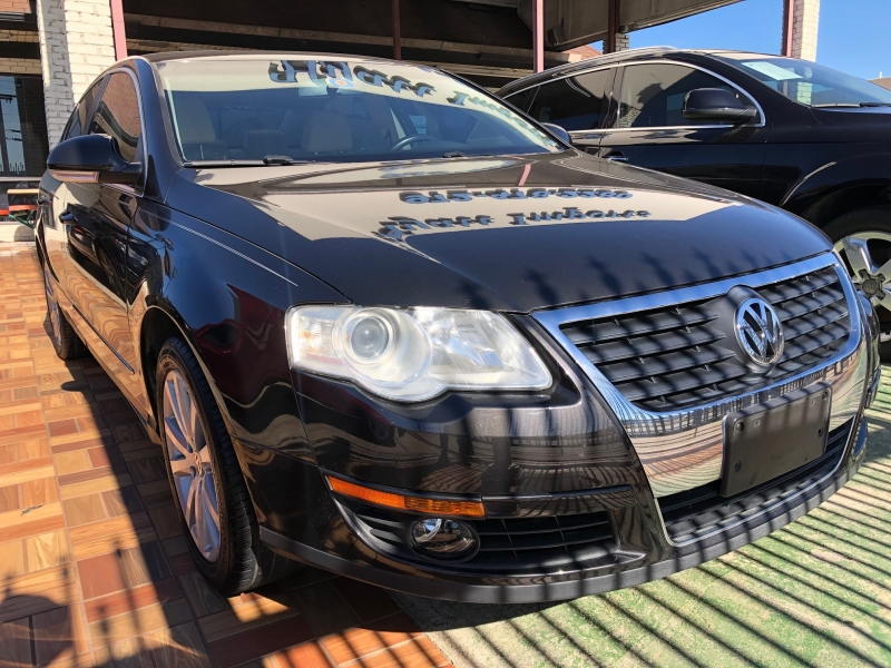 Volkswagen Passat Sedan 2010 price $9,995