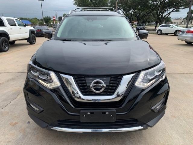 Nissan Rogue 2017 price $21,995