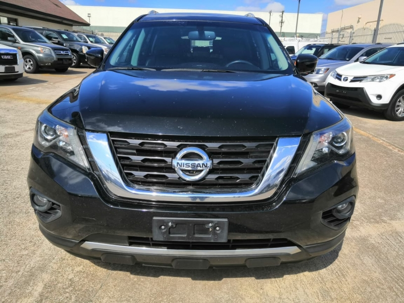 Nissan Pathfinder 2017 price $14,995
