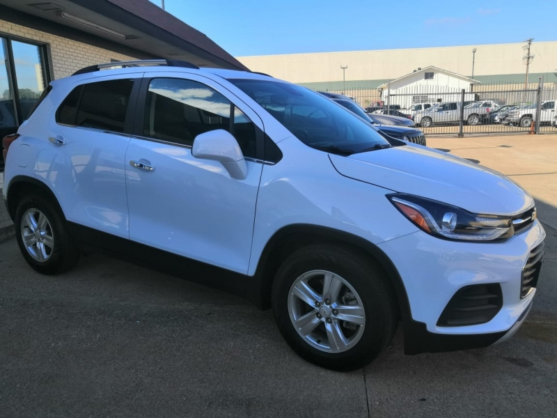 Chevrolet Trax 2018 price $15,995