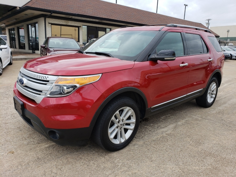 Ford Explorer 2012 price $14,995
