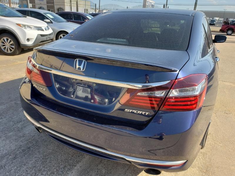 Honda Accord Sedan 2017 price $16,995 Cash
