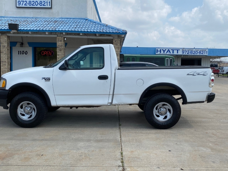 Ford F-150 2001 price $6,995