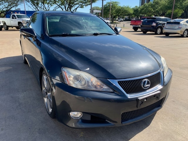 Lexus IS 350C 2010 price $13,995