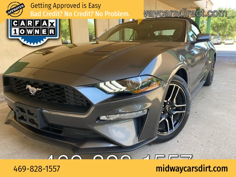 Ford Mustang 2019 price $23,490