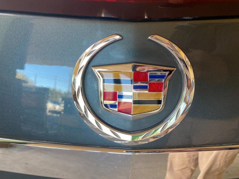 Cadillac CTS Sedan 2010 price $8,190