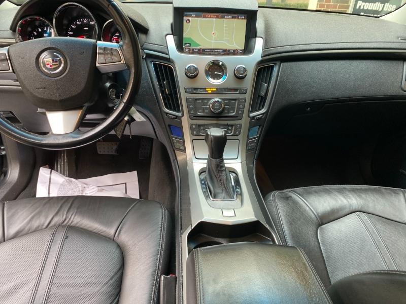 Cadillac CTS Sedan 2012 price $12,490