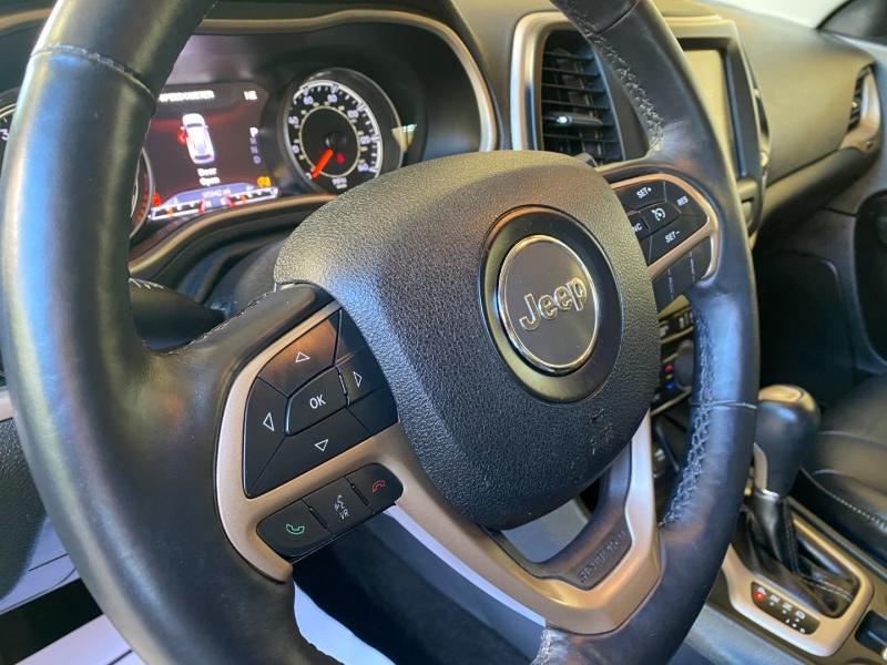 Jeep Cherokee 2015 price $12,490