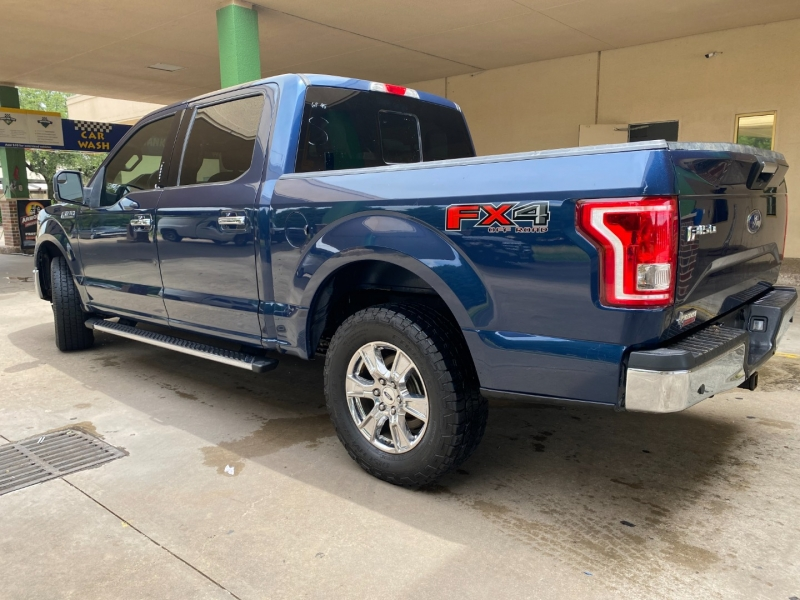 Ford F-150 2017 price $25,700