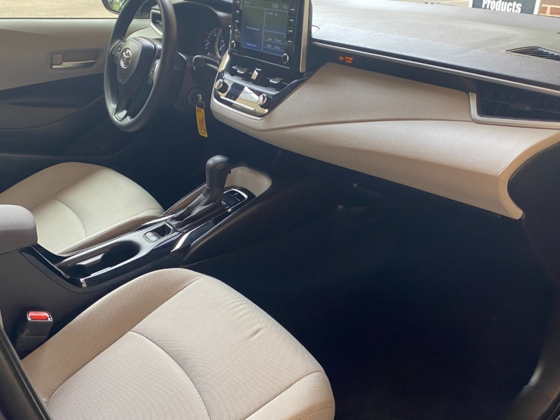 Toyota Corolla 2020 price $22,500