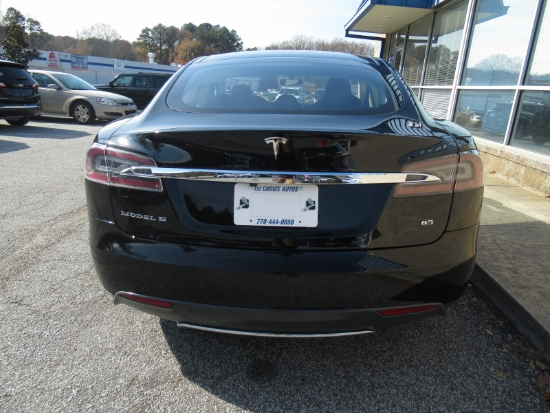 Tesla Model S 2014 price $30,499