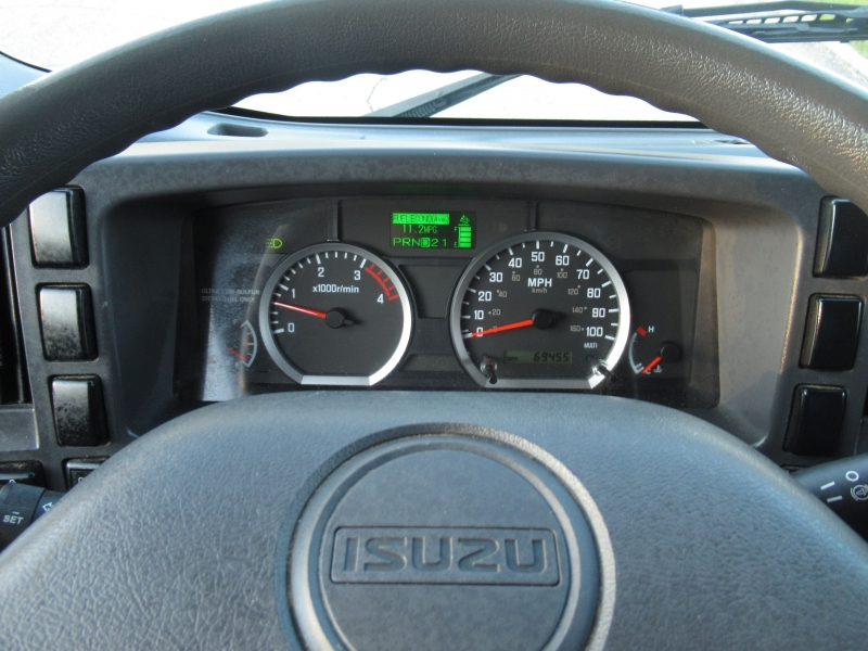 Isuzu DSL REG 2012 price $16,999