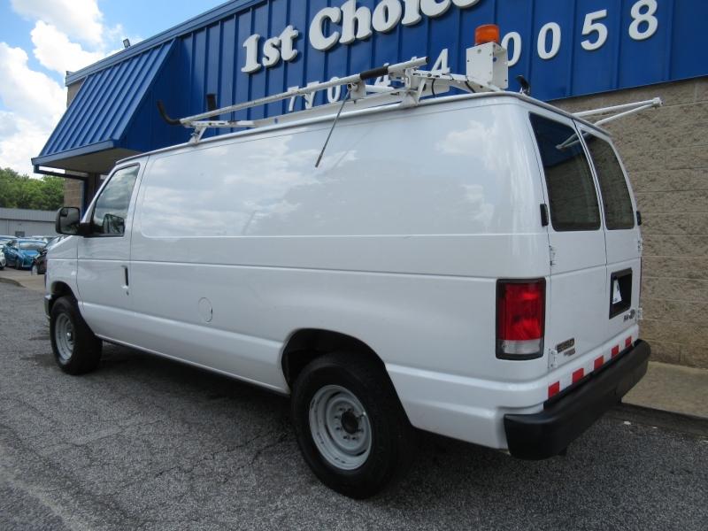 Ford Econoline Cargo Van 2013 price $12,999