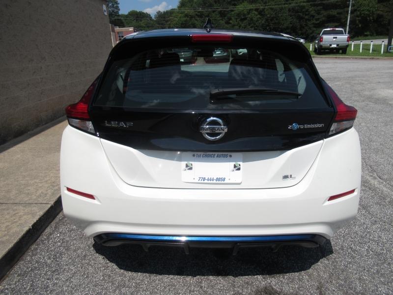 Nissan LEAF 2018 price $19,500
