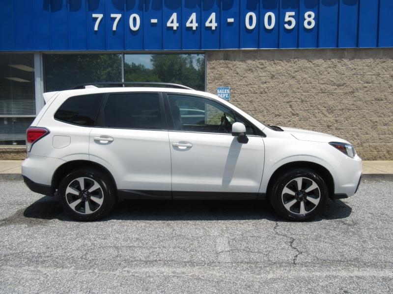 Subaru Forester 2018 price $16,500