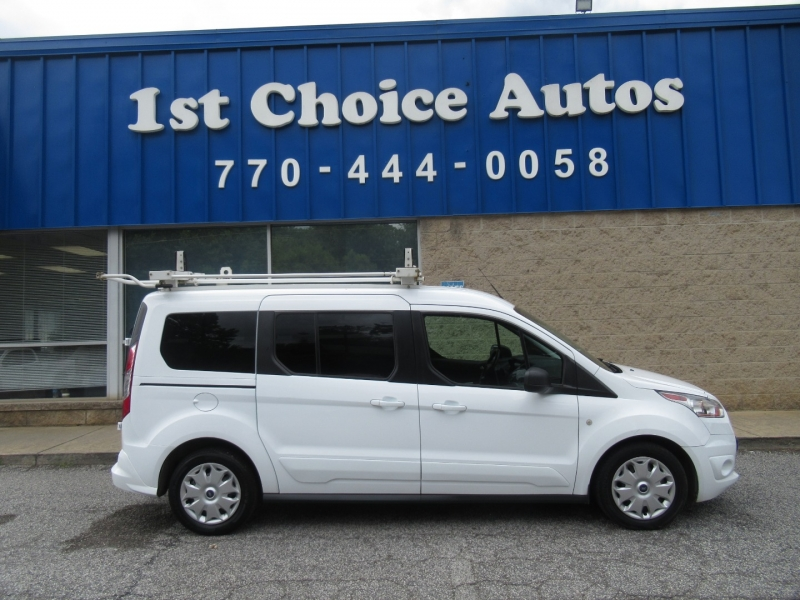 Ford Transit Connect Wagon 2016 price $13,500