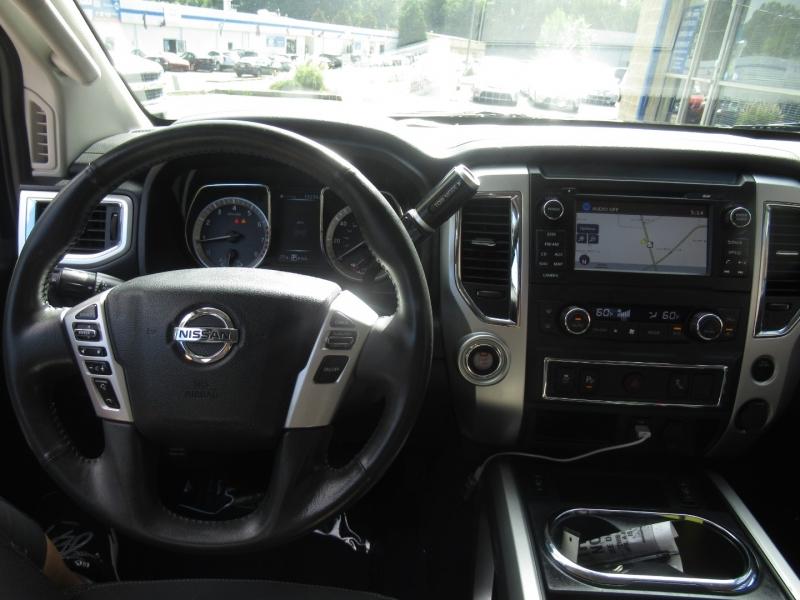 Nissan Titan 2018 price $29,999