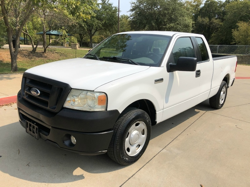 Ford SUPERCAB 4X2 2008 price $10,999