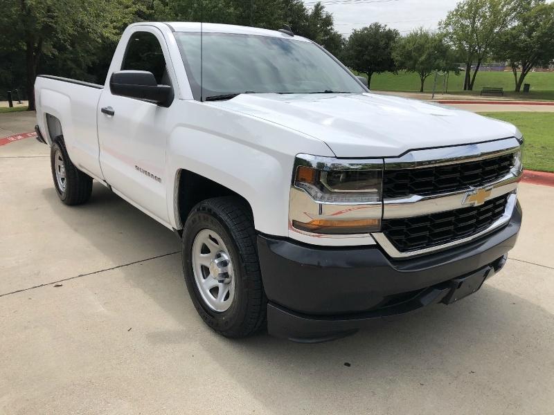 Chevrolet Silverado 1500 2017 price $17,999