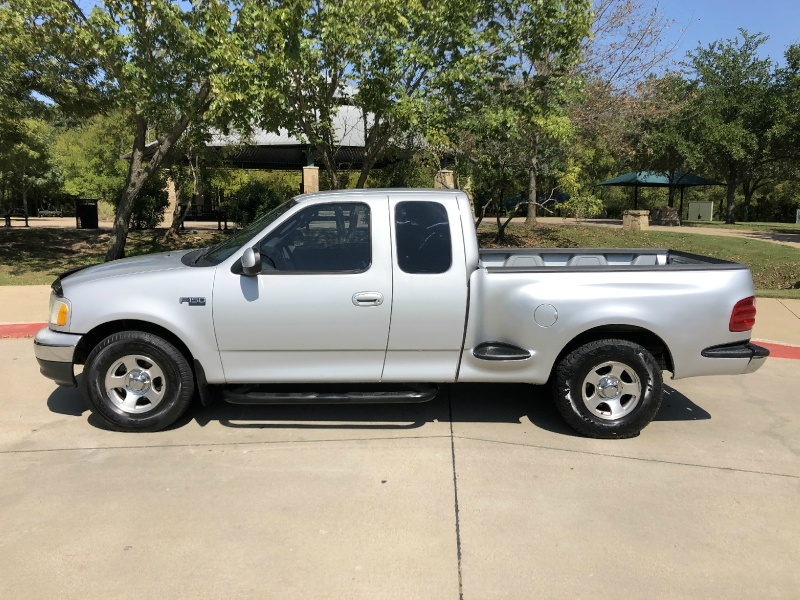 Ford F150 FLARESIDE 2003 price $5,888