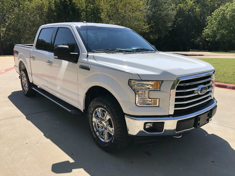 Ford F150 4X4 FX4 2017 price $32,999