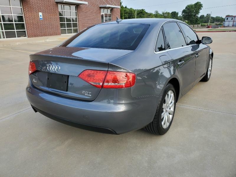 Audi A4 2012 price $10,998