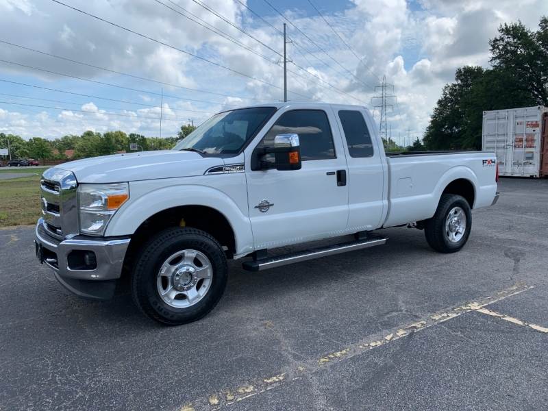 Ford Super Duty F-250 SRW 2011 price $15,998