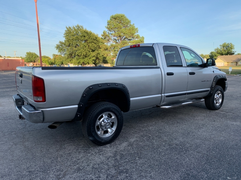 Dodge Ram 2500 2005 price $17,998