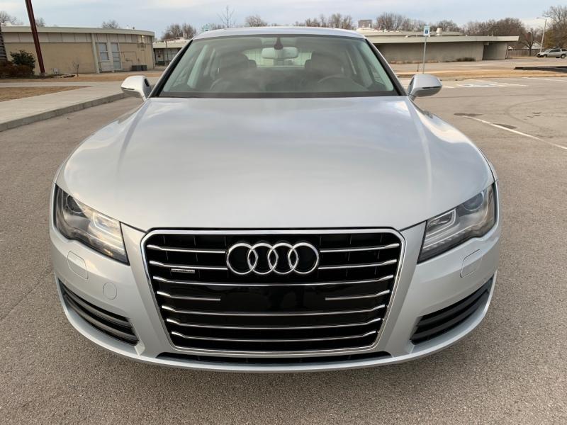 Audi A7 2012 price $16,998