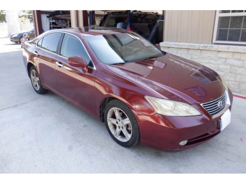 Lexus ES 350 2007 price $4,500