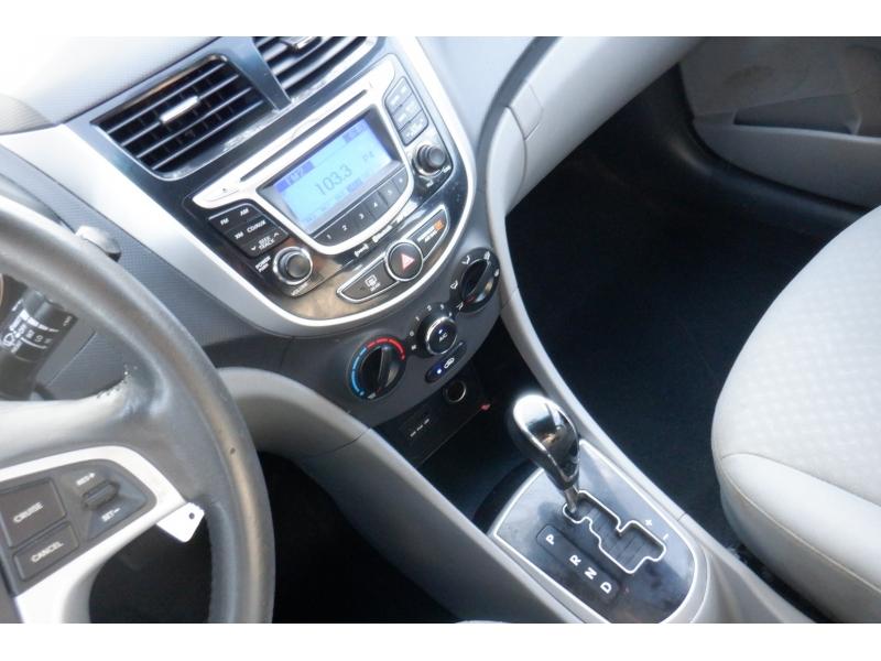 Hyundai Accent 2013 price $5,300
