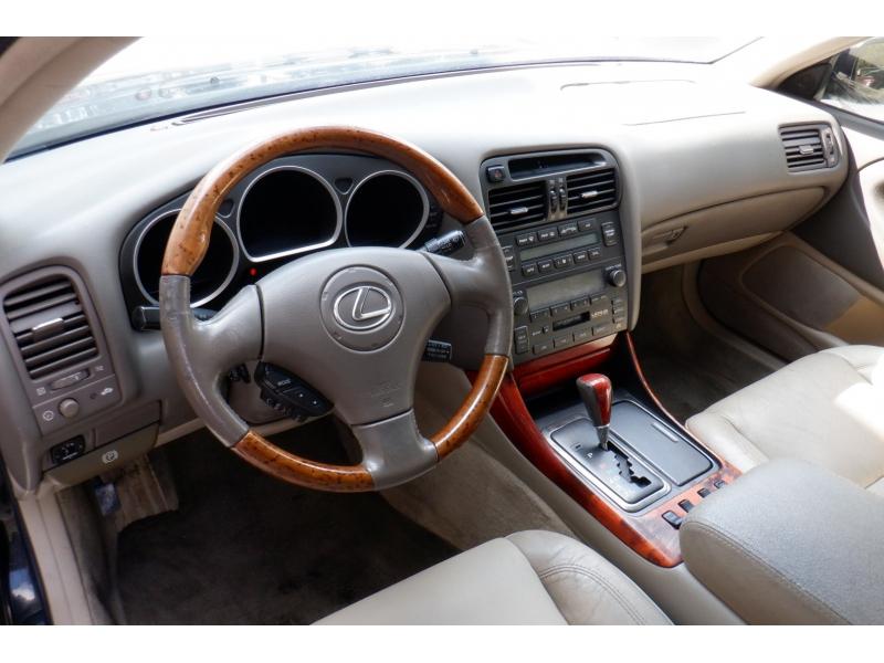 Lexus GS 430 2002 price $2,300