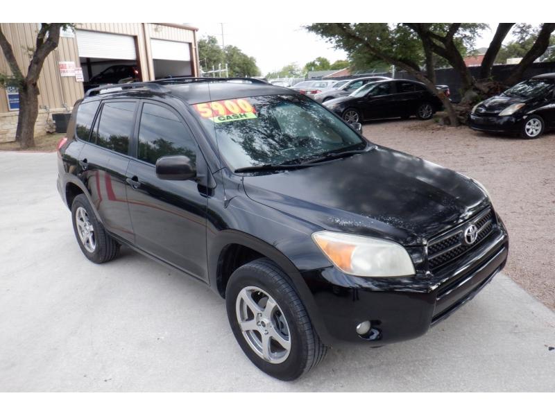 Toyota RAV4 2007 price $4,500
