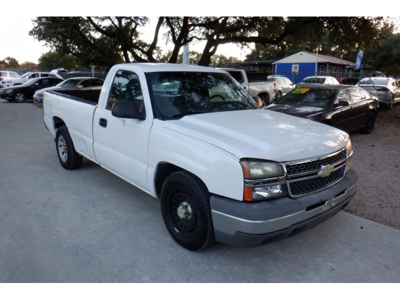 Chevrolet Silverado 1500 2007 price $4,300