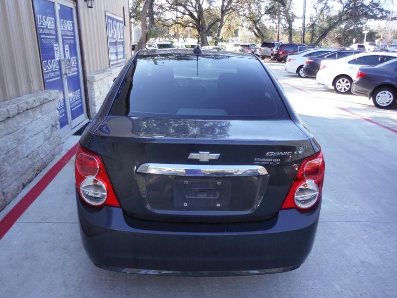 Chevrolet Sonic 2016 price $6,800